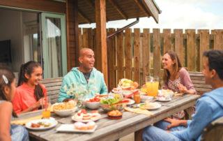 Hébergement vacances en famille