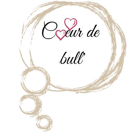 Coeur de bulles Logo