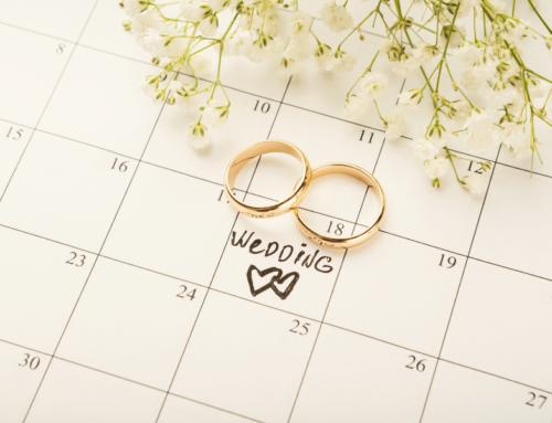Anniversaires de mariage année par année : le calendrier des noces